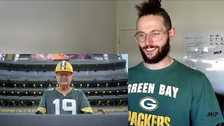 Rugby Player Reacts to The Green Bay Packers NFL Football Team & Thier Fans!