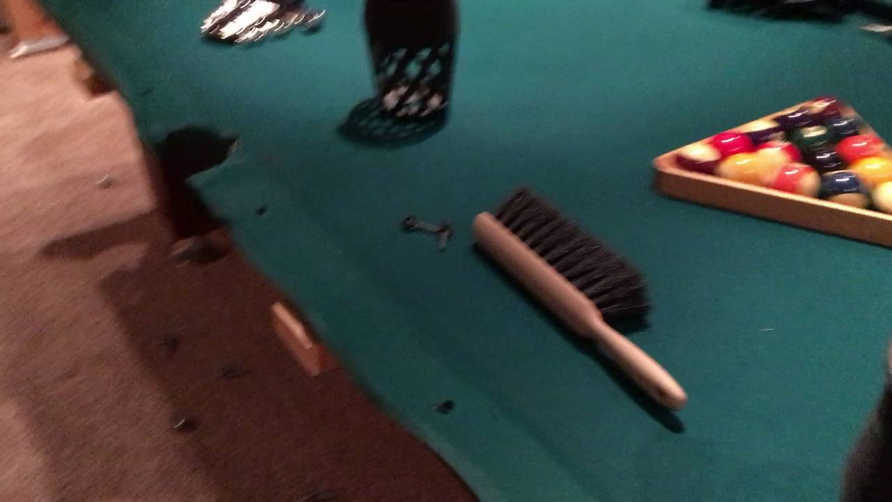 Take Apart A Pool Table Or Putting It Together Video Of - How do you take apart a pool table