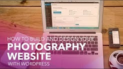 How to Build a Photography Website using WordPress (In Less Than 30 Minutes)