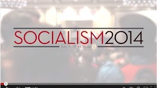 Socialism 2014 Official Promo
