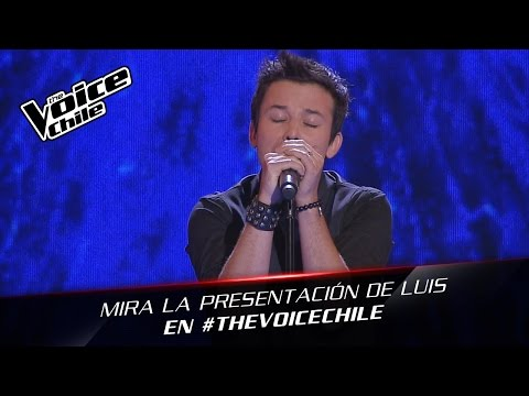The Voice Chile | Luis Pedraza - Wrecking Ball
