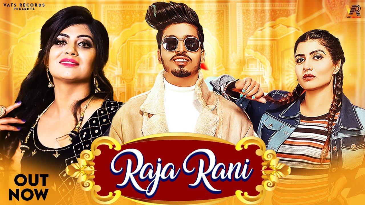 Raja Rani (Full Video) | Bhiwaniwala Sumi | Sonika Singh | New Haryanvi Songs Haryanavi 2021