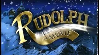 Rudolf med röda mulen film svenska