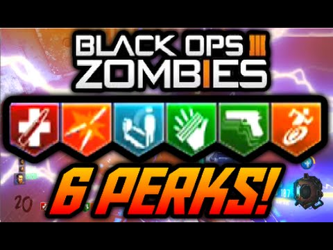 COD Black Ops 3 ZOMBIES The Giant