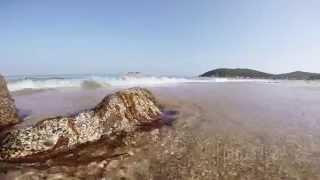 видео Бухта Триозерье
