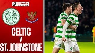 Celtic 2-0 St. Johnstone | Celtic Extend Lead to Six Points! | Ladbrokes Premiership
