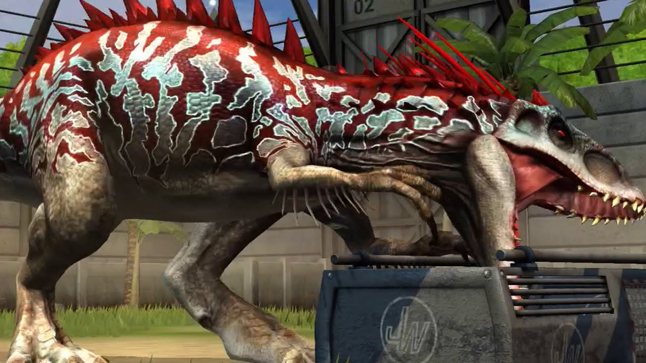 Jurassic World The Game Indominus