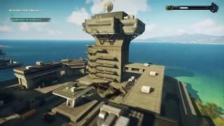 Just Cause 4 - Malaga Swipe - Defend The Conquistador Warship