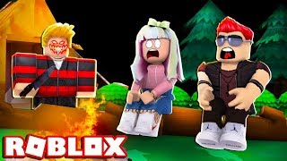 💗 RESCUE! The MOST TERRIBLE CAMP in ROBLOXIE!/w Gilathiss & Puzonik   Roblox