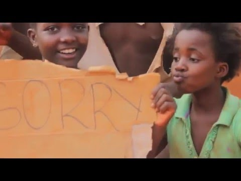 African Ghetto Kids Dance to Sorry - Justin Beiber thumbnail
