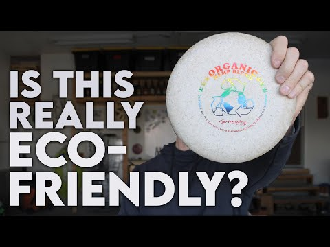 The Truth Behind Gateway's Hemp Blend Disc Golf Plastic | Trash Talk Ep. 07