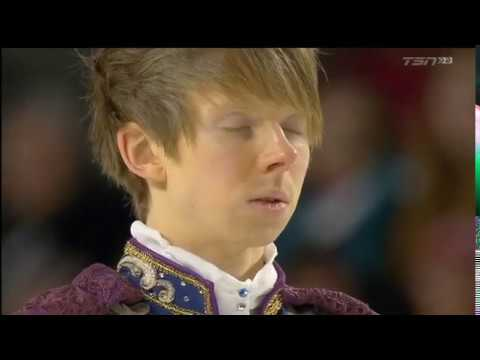 Kevin Reynolds 2018 Canadian Tire National Skating Championships  FS