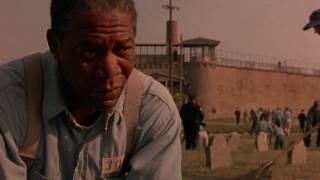 """""""I guess I just miss my friend"""" - The Shawshank Redemption (HD)"""