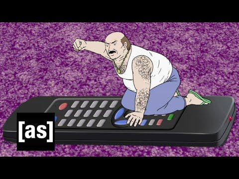 The Incredible Shrinking Carl | Aqua Teen Hunger Force Forever | Adult Swim
