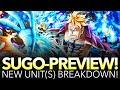 SUGO-PREVIEW!!! WHITEBEARD ALLIES SUGO-FEST BREAKDOWN! (One Piece Treasure Cruise - Global)