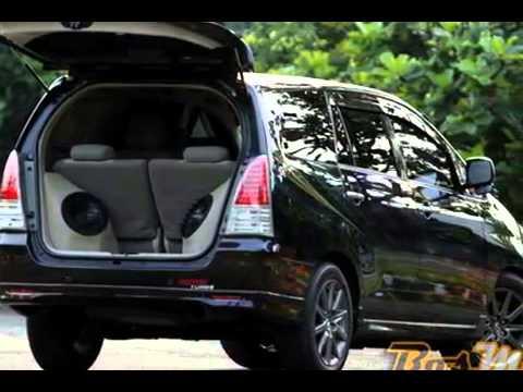 Modifikasi Toyota Kijang Innova Terbaru Youtube