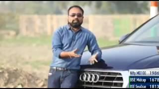 Audi Q5 Vs Volvo XC60 Comparison Test Hindi | Auto India