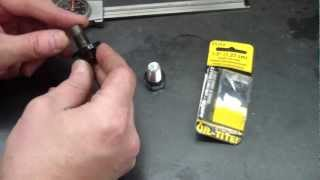Oil Pan Drain Plug Leak Fix