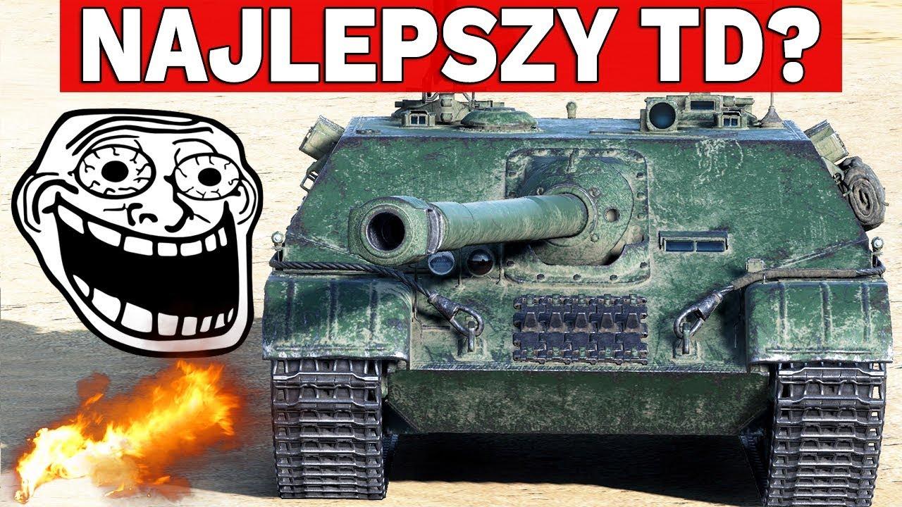 NAJLEPSZY TD PREMIUM? – WZ-120-1 FT – World of Tanks