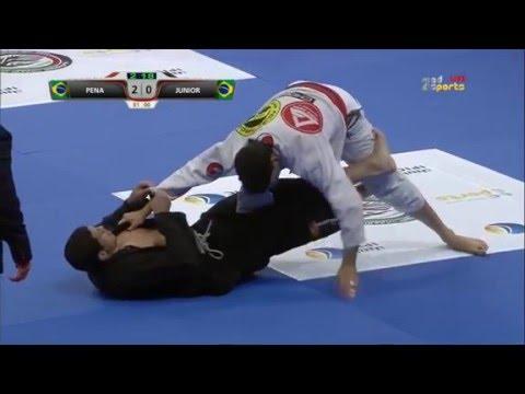 Felipe Preguiça Vs José Junior World Pro Abu Dhabi 2016