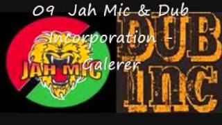 Jah Mic & Dub Incorparation - Galerer
