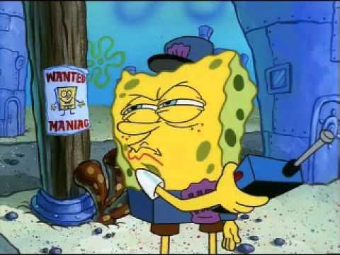 Spongebob Squarepants The Mob Extended Youtube