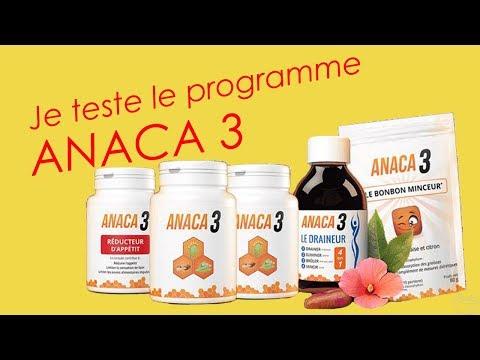 PROGRAMME ANACA 3 || Je le teste pendant 2 MOIS!