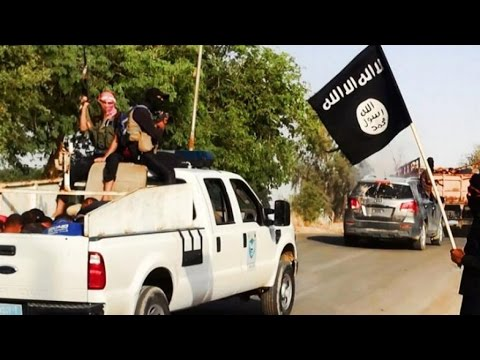 Islamic state organization loses territory: is the tide  finally turning against the terror group?