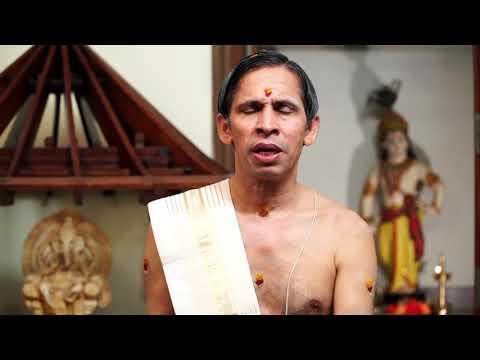 Bharani I September 2017 Onam Special I Kanippayyur Narayanan Namboodiripad