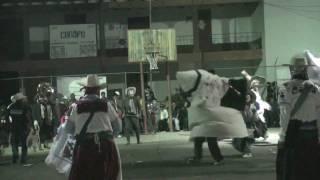 Torito Carnaval en Huecorio 2010