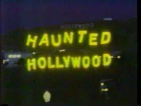 HAUNTED HOLLYWOOD  'The Invisible Ghost'
