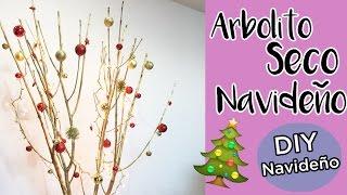 Arbolitos Decorativos Navideños ¡Manualidad!