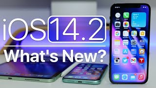 iOS 14.2 is Out! - What's New?