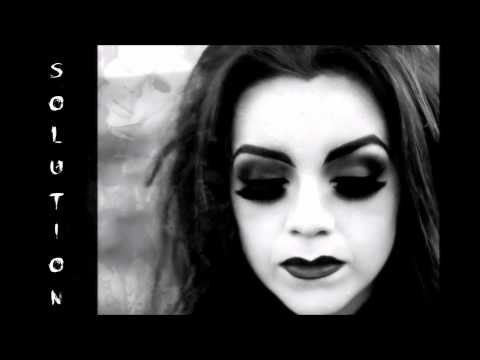 """Evile Annie. """" My Solution """"Theatrical Dark Metal with a Passion."""