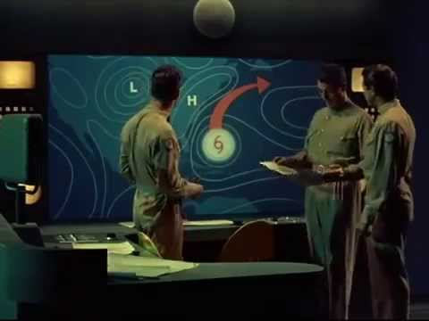 Weather Control Advocated in 1959 Walt Disney Educational Film