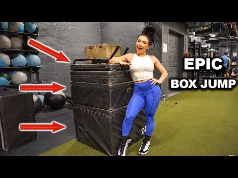 Epic Leg Workout In NYC | Shake Shack Aftermath