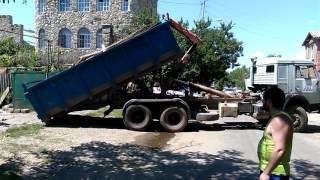 8(918)0775280 Вывоз мусора контейнер Краснодар(, 2016-07-04T21:41:49.000Z)