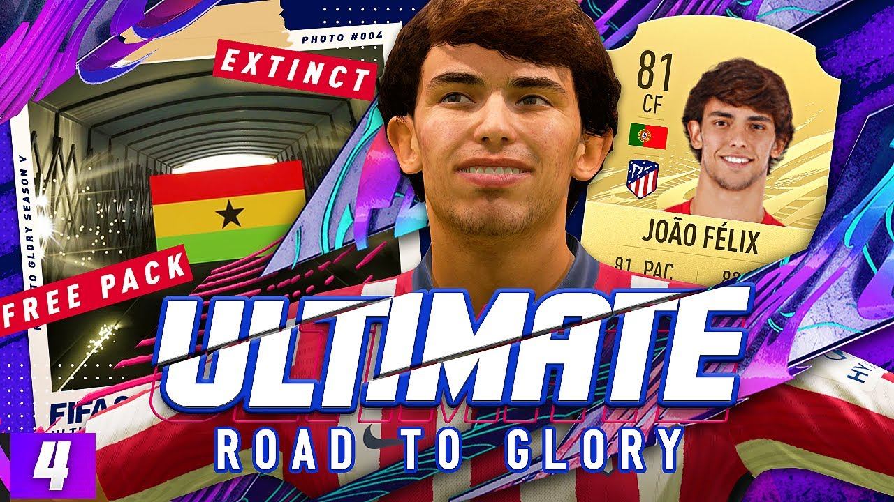*FREE* 50K PACK!!! FIFA 21 ULTIMATE RTG! #4 - FIFA 21 Ultimate Team Road to Glory