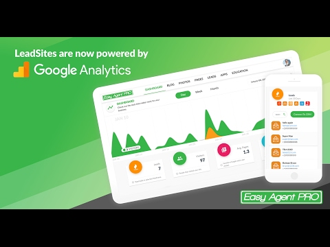 Setting Up Your New LeadSites Dashboard and Google Analytics