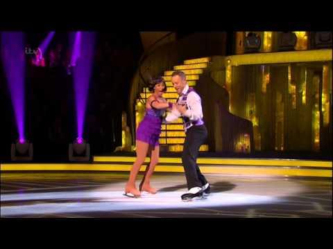 Dancing in Ice 2014 R3  Hayley Tamaddon