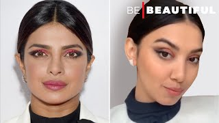 Priyanka Chopra Look #YTShorts #makeup #celebrityinspiredlook #priyankachopra #beauty #bollywood
