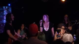 Lzzy Hale & joe Hottinger (Halestorm) Joey (W/ The Dead Deads) 8/27/16 Nashville