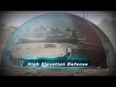 Rafael Advanced Defense Systems - Trophy APS For Heavy, Medium & Light Vehicles [720p]
