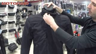 Rev'IT Bastille jacket review by MotoRAID Greek Mp3