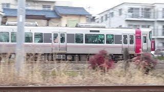 爆走! JR西日本227系『Red wing』5両編成(S+A) 新井口〜西広島