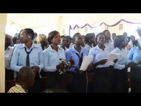 Choirs of St Francis of Assis under the Catholic Archdiocese of Juba