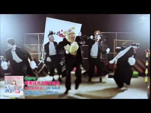 3rdシングル Gero「吾輩はオス猫である」 発売日:2014年05月21日 品番・価格:GNCA-0332 / 税抜価格¥1000 発売元・販売元:NBCユニバーサル・エンター...