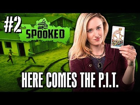 Spooked: Mixed Signals - EP2 [Feat. Nancy Linehan Charles and John Allsopp]