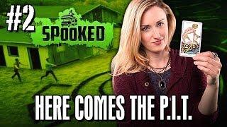 Spooked: Mixed Signals - EP2 [Feat. Nancy Linehan Charles and John Allsopp]