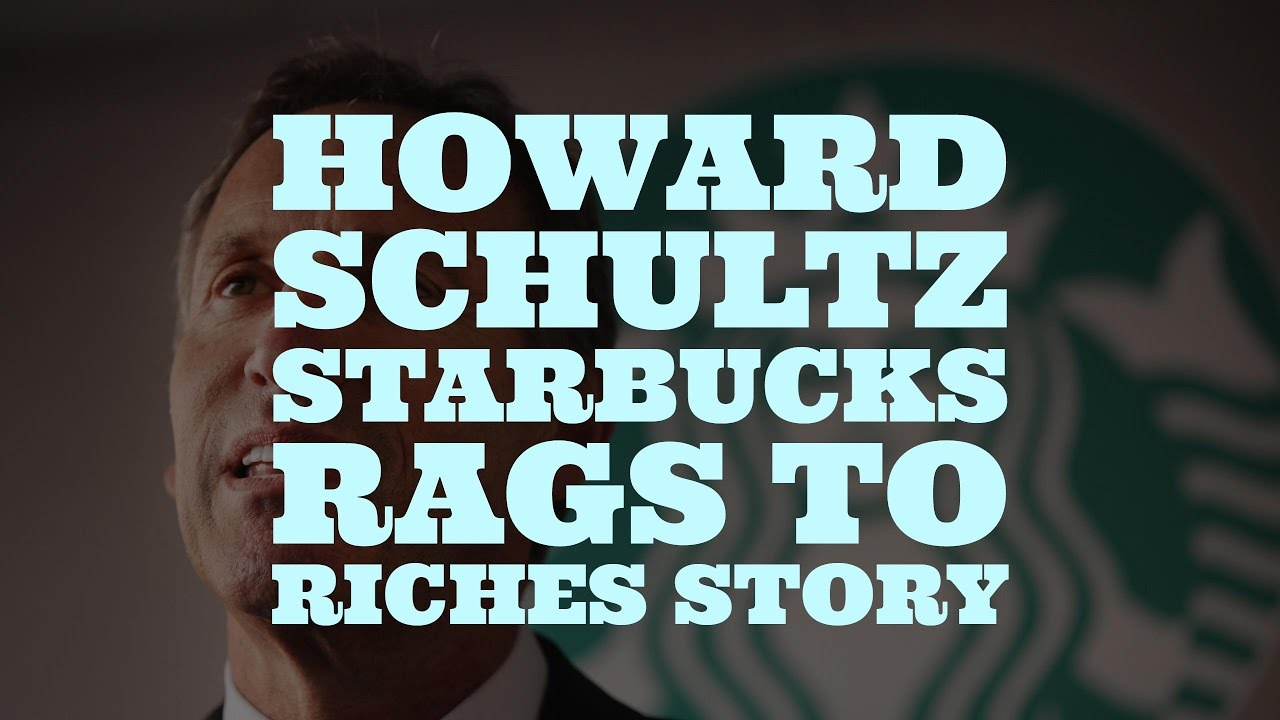 starbucks success story Application publications articles the success story of starbucks ceo howard schultz at the time starbucks was a small seattle coffee-bean shop schultz worked for xerox, but then switched to the.